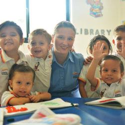Preescolar (Kinder) en Colegio Lowry School